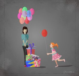 Be a Child on Your Birthday
