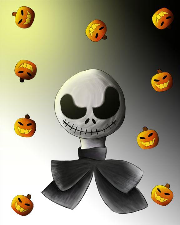 Pumpkin Jack - Meauwi