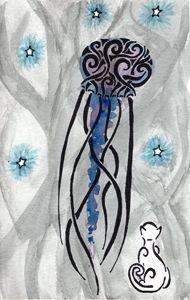 Celestial sea nettle