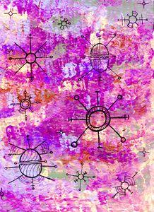 Pink Orbit