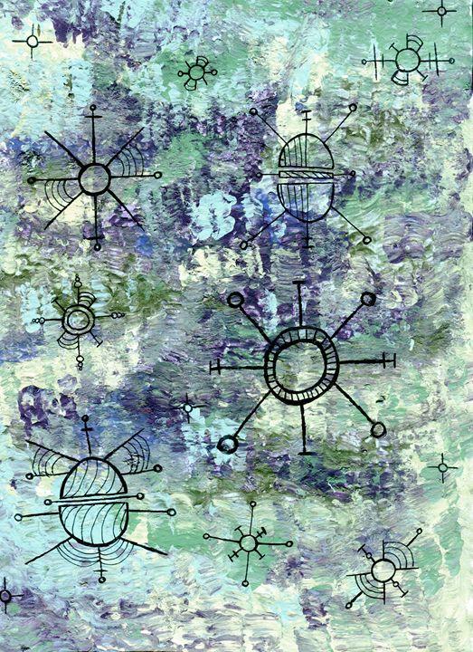 Green Orbit - Doodles