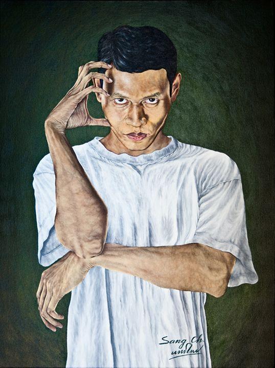 Self Portrait - My Art Gallery