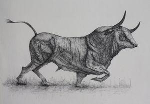 Bull (German ink)