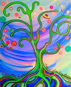 Magical Alien Tree
