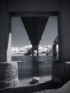 Tamar Bridges, Cornwall