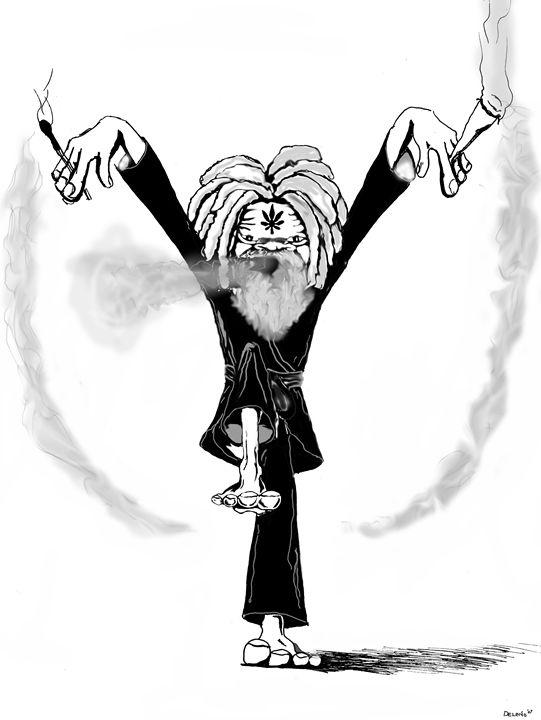 Karate Rasta - Deleno arts