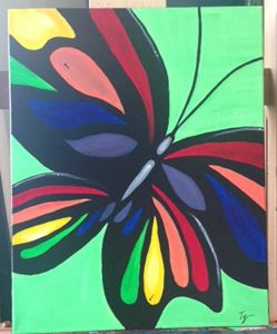 Butterfly - SOLD