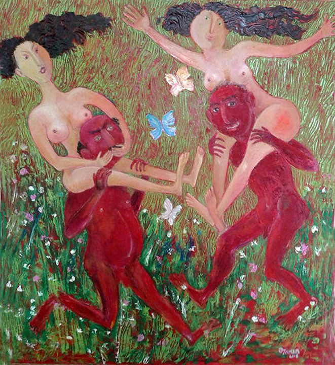 Springtime - ZAKIR ART