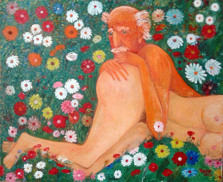 ..Beautiful world. - ZAKIR ART