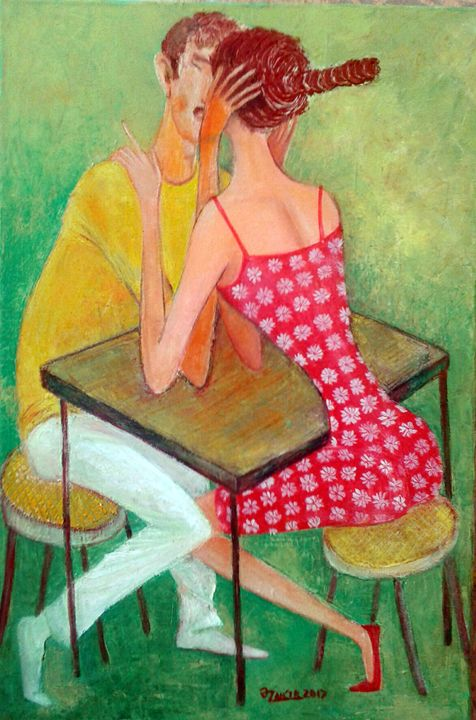 love time - ZAKIR ART