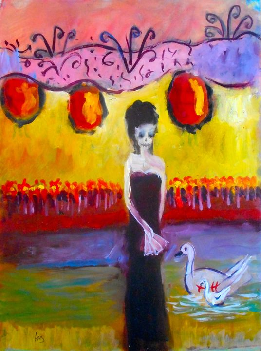 Love of Time - Ang's Art