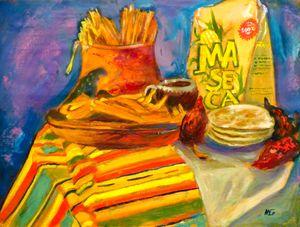 Mexican Still Life 1