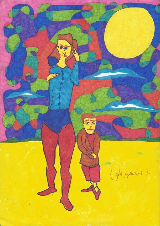 Lishium Fanili - Scribz Pop Art