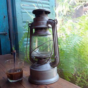 Storm lamp...