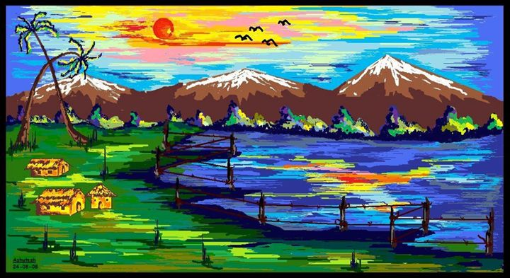 A New Dawn - The Art of Ashutosh