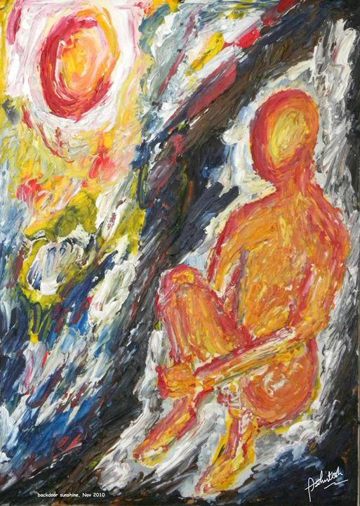 Backdoor Sunshine - The Art of Ashutosh