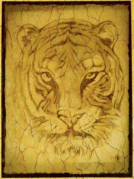 tiger - bongz