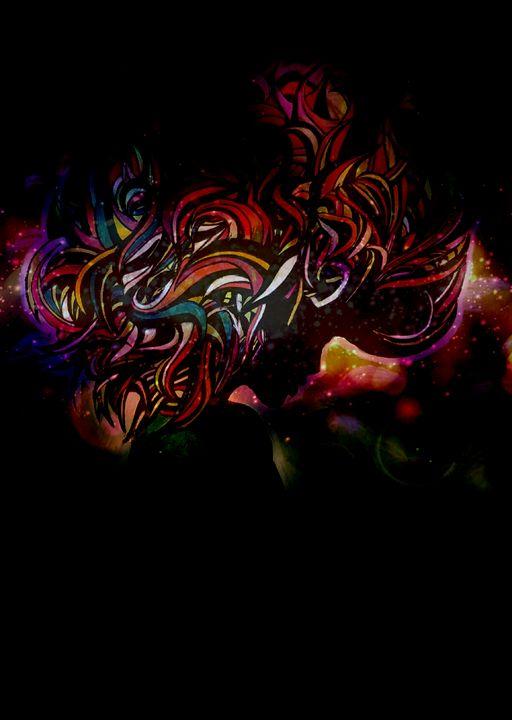 Dark thoughts - Hammonds Artistic Creations