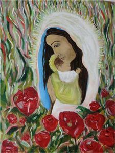 Mary of the Roses