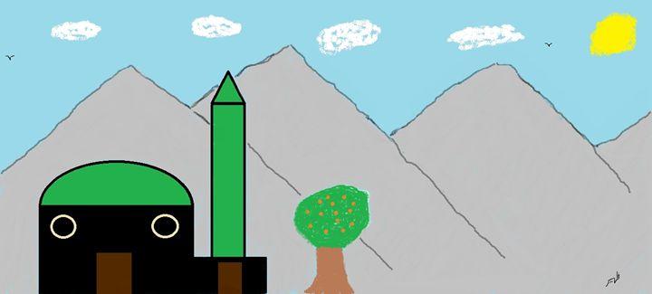 The Mountain - Amatuer Artist