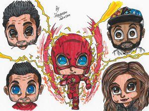 """The FlashAS Team"""