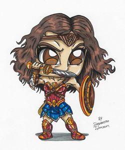 """"""" A True WonderWoman """""""