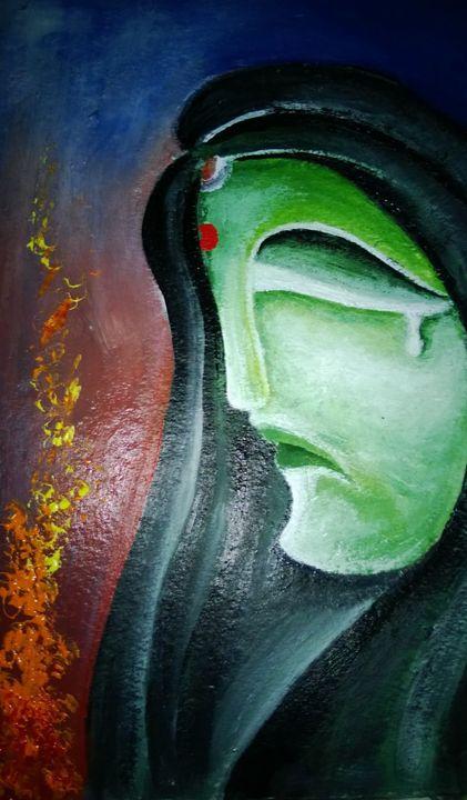 The Silent Tears - Monalisa's Art Beats