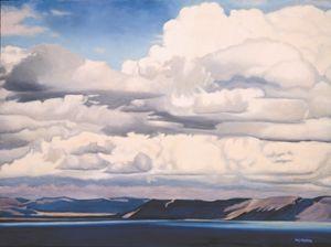 Bear Lake Clouds