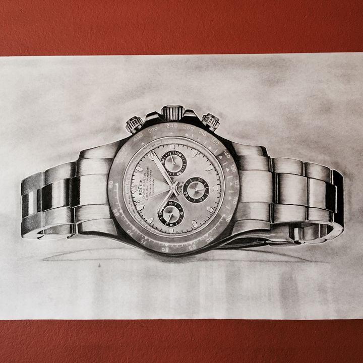 Rolex - Krishiarts