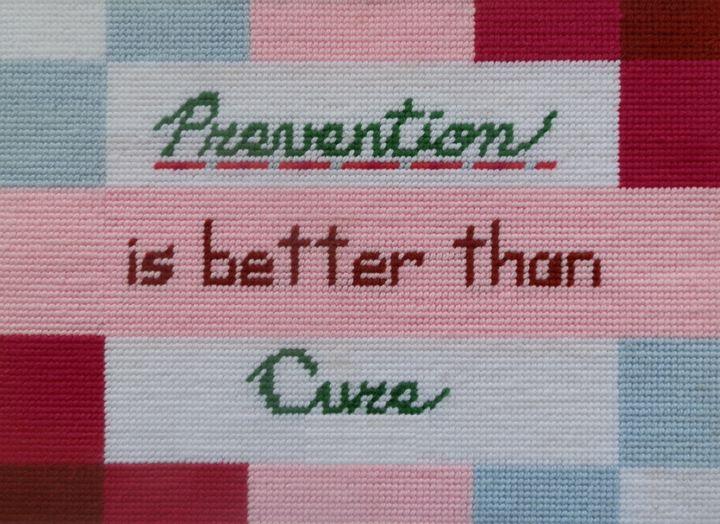 Prevention - Margaret LN Brooks