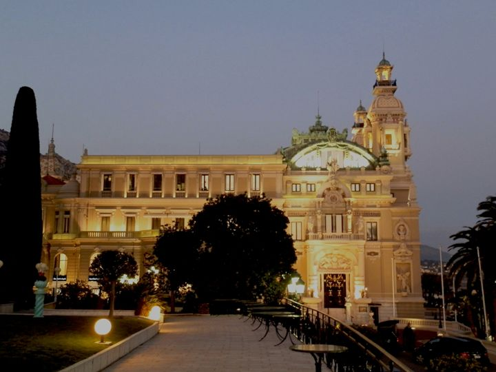 Casino at Monte Carlo - Margaret LN Brooks