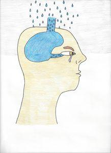 water brain