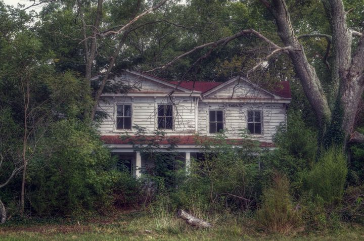 Fading into the Past - Sean Toler Photo