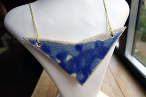 Bold Ceramic Necklace