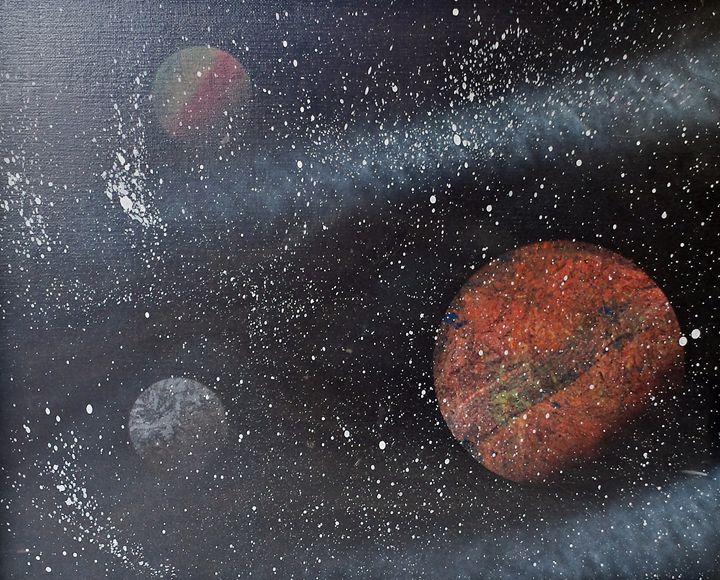 Planets - BS Dezignz