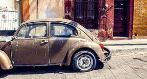 Mexican car - Elisa Gianola Fornari