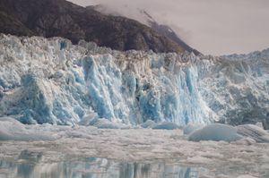 South Sawyer Glacier, Juneau, Alaska
