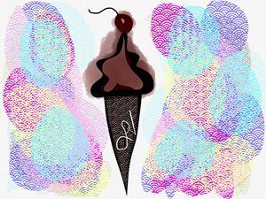 Art Deco Cone