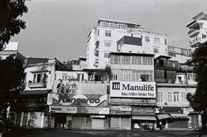 Early Hanoi street