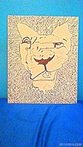 Supremebeing Lion