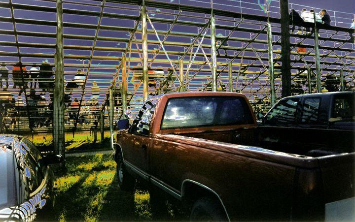 Mineral Wells, Texas - Quentin Haslam