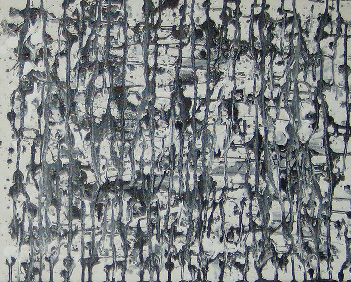 Whispers Melting - Kadal Axe Acrylics