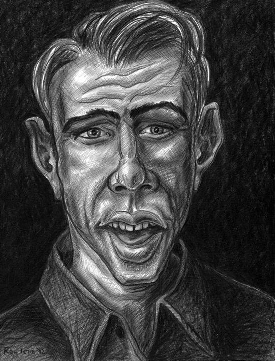 Street Preacher - Art of Ray Istre