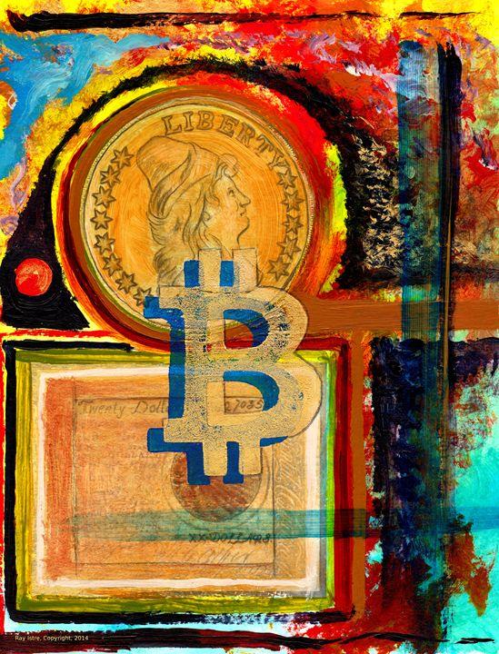 Liberty Bit - Art of Ray Istre