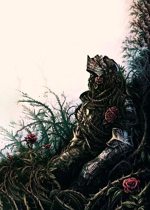 "Dark Souls ""Heart of Thorns"" - SucculentBurger"
