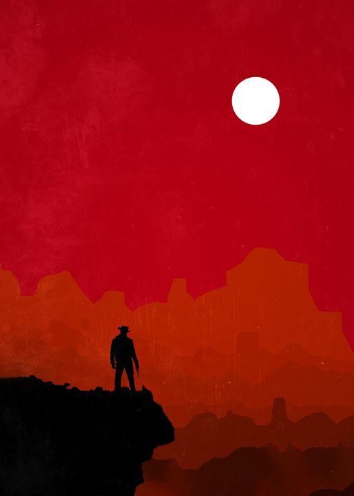 Red Dead - SucculentBurger