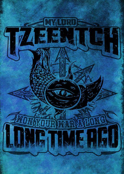 Tzeentch, the Changer of Ways - SucculentBurger