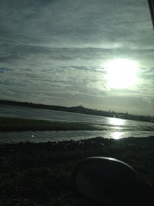 Sunny Somerset Floods