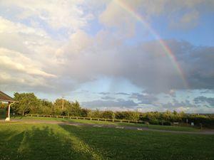 Rainbow on Stoke