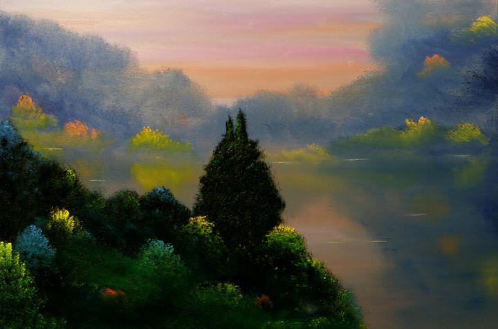 Red Hills Lake - David Snider